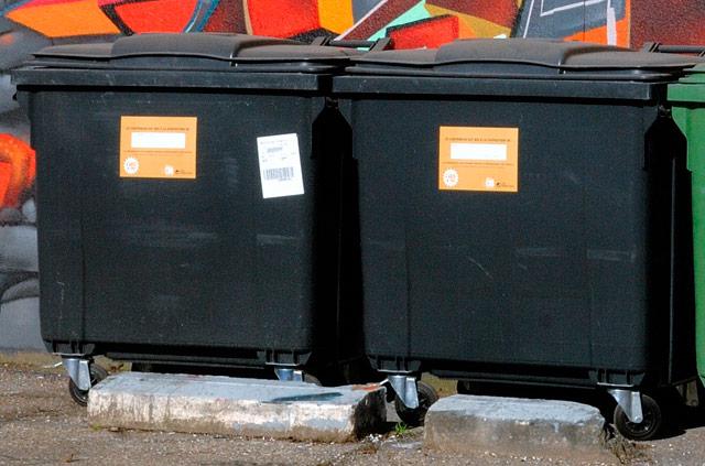 Poubelle-ordure-menagere