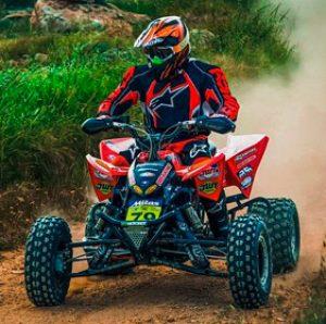 Moto-Quad-bruit